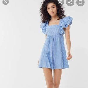 Urban Outfitters baby doll dress SEE DESCRIPTION!!